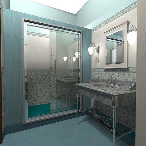 дизайн ванной без ванны