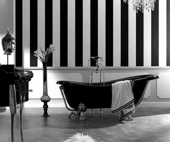 ретро ванная