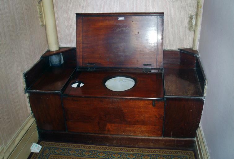 туалетная комната в Бродсворт Холл