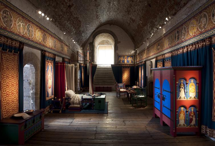 туалет в Дуврском замке