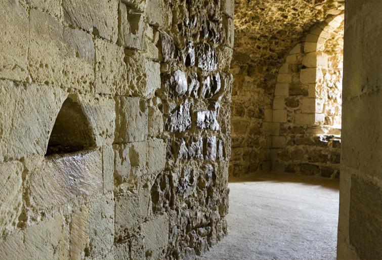 туалет в Оксфордском замке